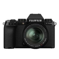 FujiFilm X-S10 + XF 18-55 mm