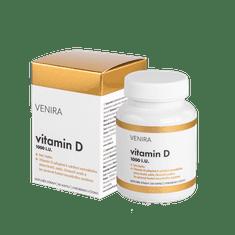 Venira Vitamin D 1000 I.U. 80 kapslí