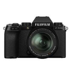 FujiFilm X-S10 + XF 16-80 mm