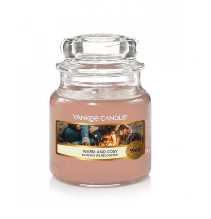 Yankee Candle Yankee gyertya meleg és hangulatos Kis gyertya 104 g