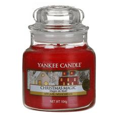 Yankee Candle Yankee gyertya KARÁCSONYI MÁGIKA Kis gyertya 104 g