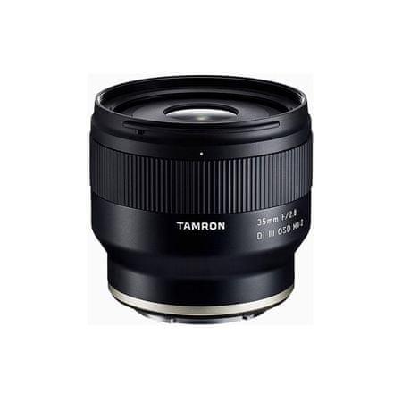 Tamron objektiv 35 mm F/2,8 OSD M 1:2, za Sony FE (F053)