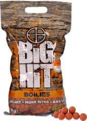 Crafty Catcher Big Hit Boilies Tutti Frutti +POP UP 15mm, 2kg