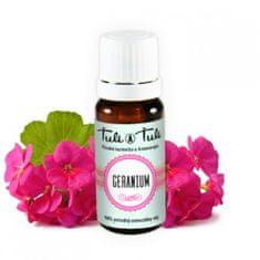 Ťuli a Ťuli Geranium přírodní esenciální olej