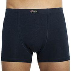 Gino Pánské boxerky modré (73068)