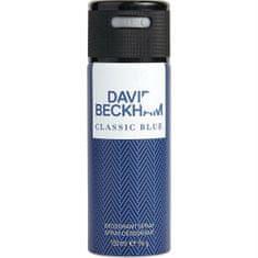 David Beckham Classic Blue - deodorant ve spreji
