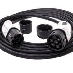 Akyga AK-EC-06 - nabíjecí kabel TYP 2, 32A, 1 fáze, max. 7.2kW , 6m