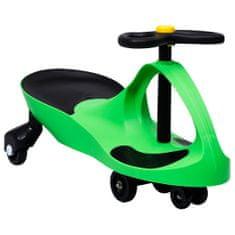 shumee Samochodiace autíčko pre deti s klaksónom zelené