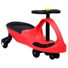 shumee Samochodiace autíčko pre deti s klaksónom červené