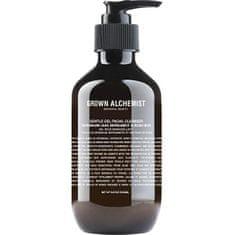 Grown Alchemist Żel oczyszczający z liści geranium, bergamotka iRose -Bud (Gentle Gel Facial Clean ser) 200 ml