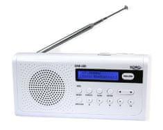 Xoro DAB 100 radio, bijeli