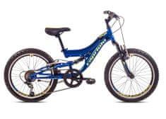 Capriolo MTB CTX200 dječji bicikl, tamno plavi