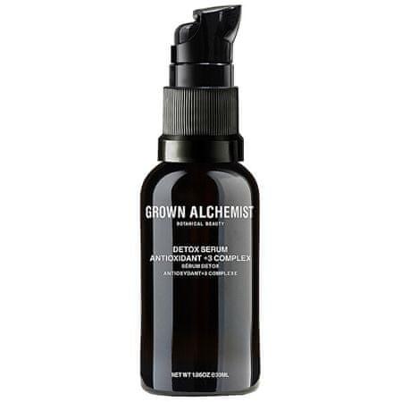 Grown Alchemist Serum Detox Antioxidant + 3 Complex ( Detox Serum) 30 ml
