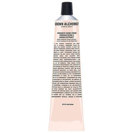 Grown Alchemist Intenzív kézápoló krém Persian Rose & Argan Extract (Intensive Hand Cream) 65 ml