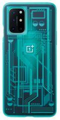 OnePlus 8T Quantum Bumper Case (Cyborg Cyan) 5431100178