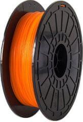 Gembird tlačová struna, PLA+, 1,75mm, 1kg, oranžová (3DP-PLA.75-02-O)