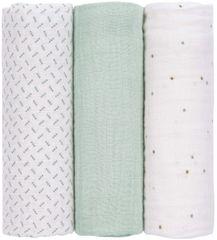 Lässig Swaddle Burp blanket 85x85
