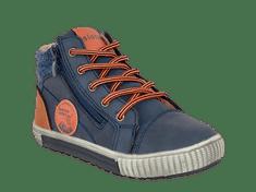Slobby chlapecká kotníčková obuv 161-2039-T1