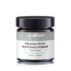 My White Secret Pudr pro bělení zubů s aktivním uhlím 60 ml - náhrada zubní pasty