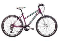 Capriolo MTB Monitor FSL brdski bicikl, ljubičasto-tirkizni