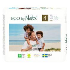 ECO by Naty pelene 4 Maxi (8-15 kg) 22 komada
