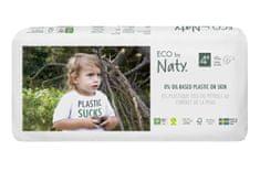 ECO by Naty Plenky Maxi+ (4+) 9-20 kg - ECONOMY PACK (42 ks)
