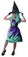 MaDe Farsangi ruha - gyönyörű boszorkány