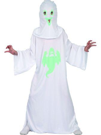 MaDe kostim – duh, koji svijetli u mraku, 110-122