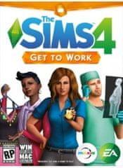 The Sims 4: Hurá do práce - Digital