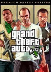 Grand Theft Auto V (GTA 5): Premium Online Edition - Digital
