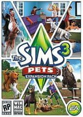 The Sims 3 Pets Domácí Mazlíčci - Digital
