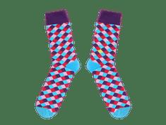 Toe Story Nejoblíbenější kárované ponožky Golfer Toe