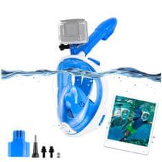 GoSport Gyerek búvármaszk kamerarögzítővel