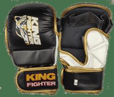 King Fighter MMA rukavice King Fighter GOLD velikost: L