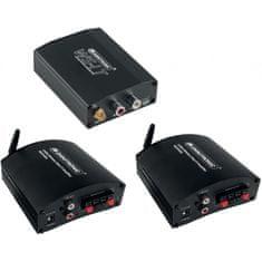 Omnitronic WS-1, sada pro bezdrátový přenos audio signálu, 2,4 GHz