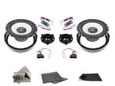 Audio-system SET - přední reproduktory do Škoda Fabia II (2007-2014) - Audio System M