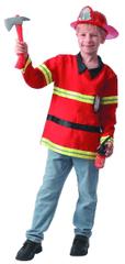 MaDe przebranie karnawałowe - strażak
