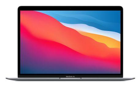 Apple MacBook 13 Air prenosnik, 256 GB, Space Gray, SLO KB (MGN63CR/A)