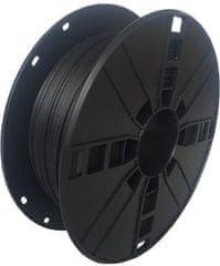 Gembird tlačová struna, PLA, 1,75mm, 0,8kg, carbon (3DP-PLA1.75-02-CARBON)