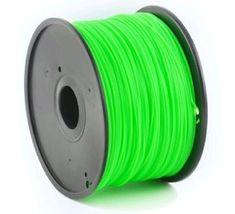 Gembird Panospace PLA 1,75mm, 1kg, zelená (75-01-G)