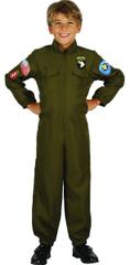 MaDe przebranie karnawałowe - pilot wojskowy
