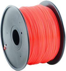 Gembird tlačová struna, PLA, 1,75mm, 1kg, červená (3DP-PLA1.75-01-R)