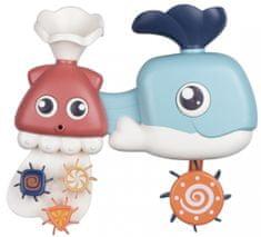 Canpol babies Kreatívna hračka do vody