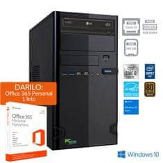 PCplus e-office računalo + POKLON: 1 godina Office 365 Personal (140934)