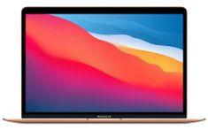 Apple MacBook 13 Air prenosnik, 256 GB, Gold, SLO KB (MGND3CR/A)