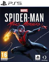 Playstation Marvel's Spider-Man Miles Morales igra (PS5)