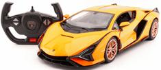 Mondo Motors RC Lamborghini SIAN 2,4Ghz 1:14 light + open door narancssárga