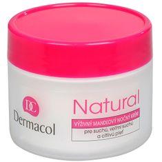 Dermacol Hranilna mandljeva nočna krema naravna 50 ml