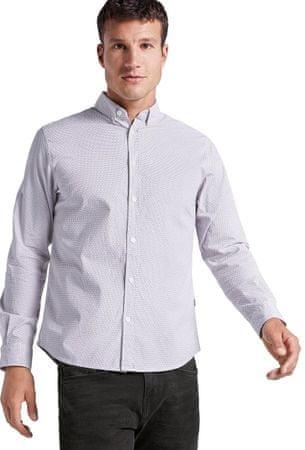 Tom Tailor férfi ing 1021064, S, fehér