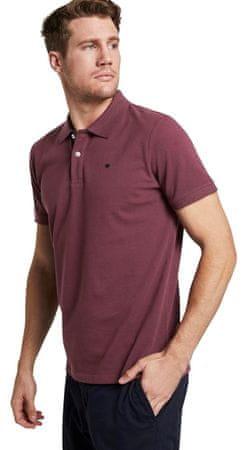 Tom Tailor férfi galléros póló 1016502_1, S, lila